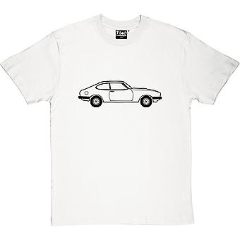 Ford Capri Men's T-Shirt