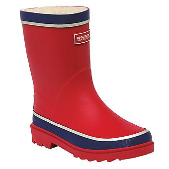 Regatta Great Outdoors Childrens/Kids Foxfire Wellington Boots