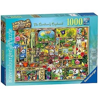 Ravensburger The Curious Cupboard No.3 The Gardener's Cupboard 1000pc