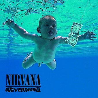 Nirvana Nevermind Kurt cobain new Official any occasion Greeting Card