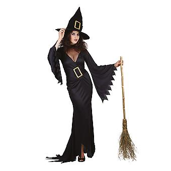 Witch Costume. Black