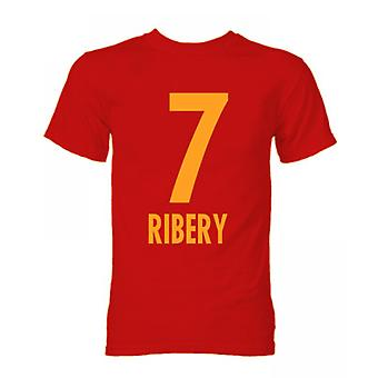 Franck Ribery Bayern Munich Hero T-Shirt (Red)