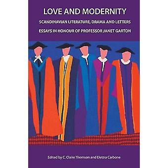 Liebe und Modernität von C. Claire Thomson & Elettra Carbone
