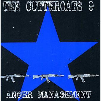 Røverhus 9 - Anger Management [CD] USA importerer