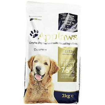 Applaws Natural Complete  Dry Dog Food Adult Chicken Light