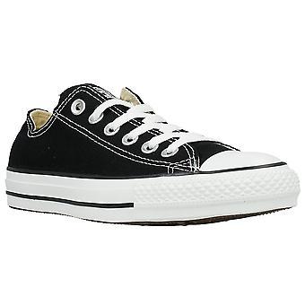 Converse todos os Star OX preto M9166C verão universal mulheres sapatos