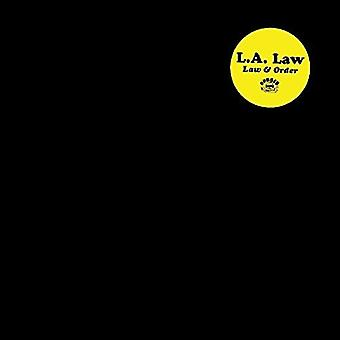 La Law - Law and Order [Vinyl] USA import