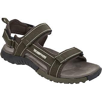 Overtreding Mens Alderley gepolsterde verstelbare wandelen sandaal
