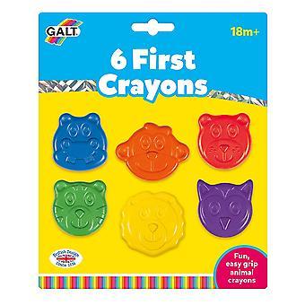 Galt Toys 1005026 First Crayons