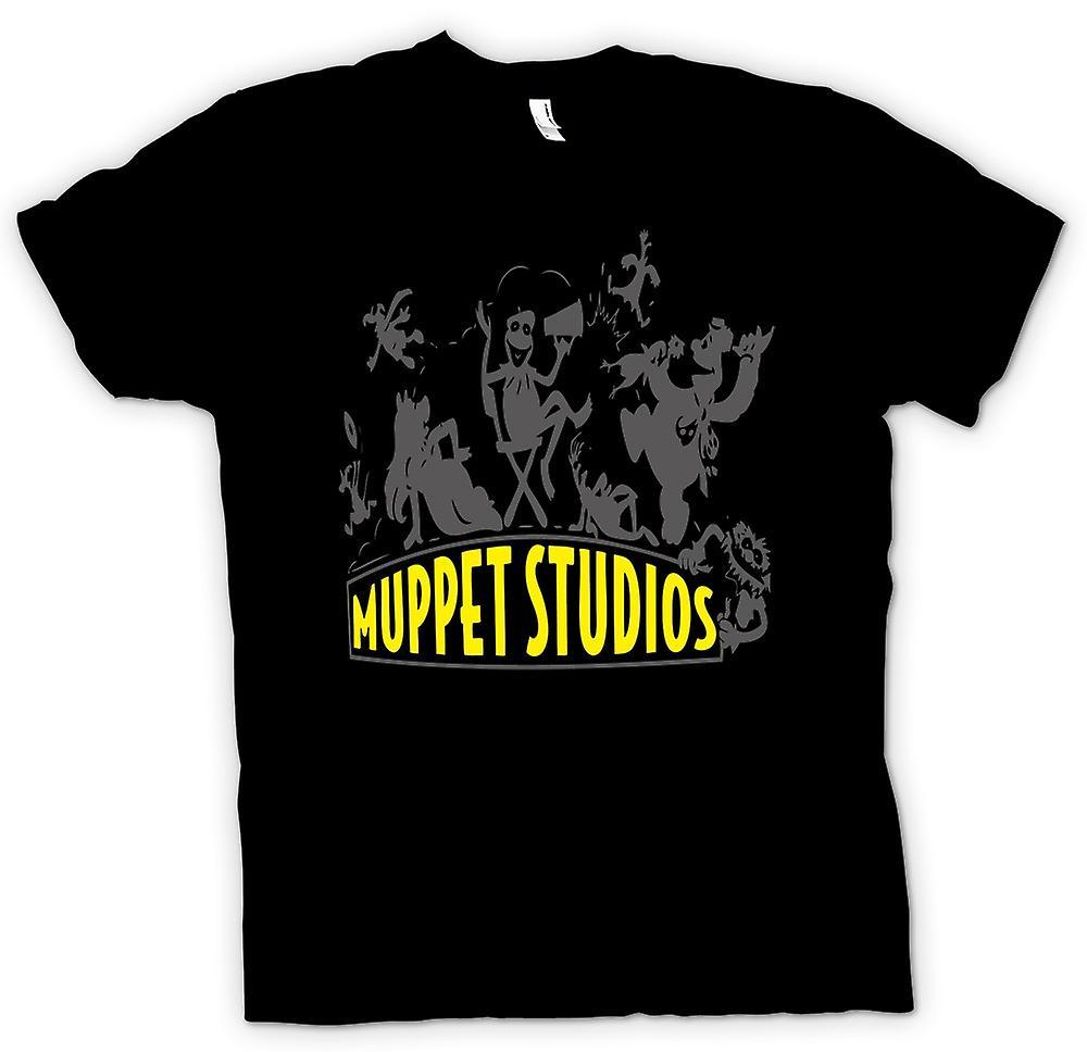 Hommes T-shirt - Muppet Studios - Kermit - Drôle