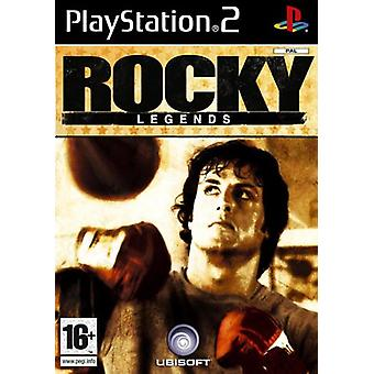 Rocky Legends (PS2)