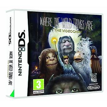 Hvor Wild Things er (Nintendo DS)