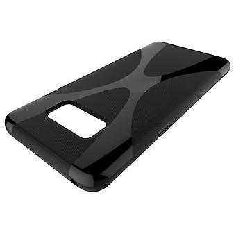 Black cover for Samsung Galaxy S8 Plus