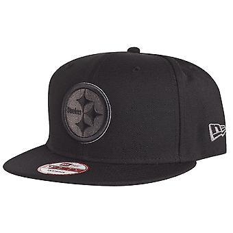 9Fifty nova era Snapback Cap - Pittsburgh Steelers preto