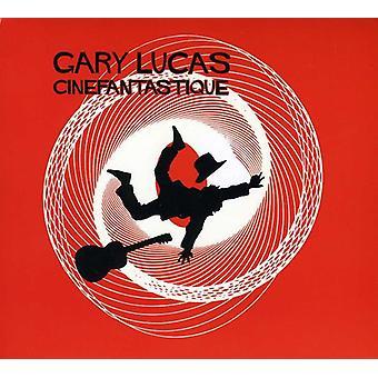 Gary Lucas - Cinefantastique [CD] USA import