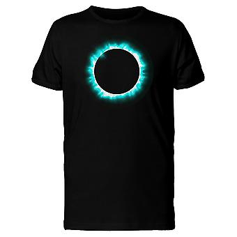Blue Solar Eclipse Tee Men's -Image by Shutterstock