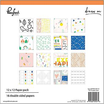 Pinkfresh Studio Double-Sided Paper Pack 12