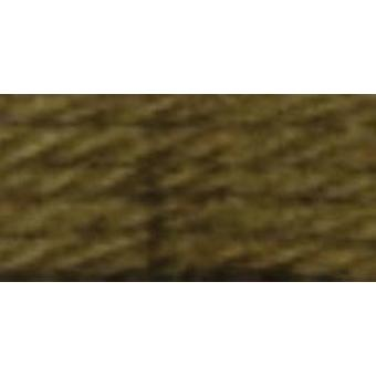DMC Tapestry & Embroidery Wool 8.8yd-Golden Olive