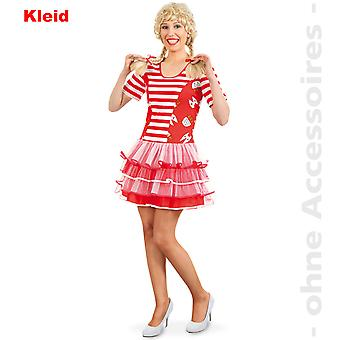 Cologne costume DOM Cathedral City Cologne dress ladies dress fan ladies costume
