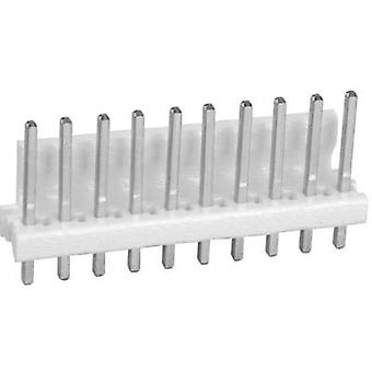 TE Connectivity Pin bande (standard) MTA-156 nombre de broches 11 640445-1-1 1 PC (s)