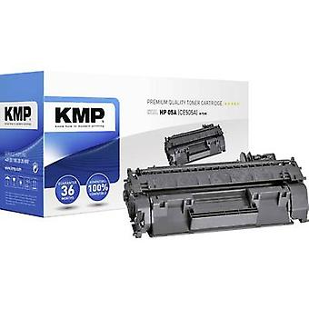 KMP H-T235 Toner cartridge replaced HP 05A, CE505A Black 2300 pages Compatible Toner cartridge