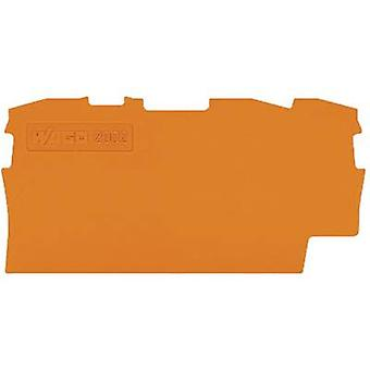 WAGO 2004-1492 Cover Plate For TOPJOBS Compatible with (details): 4-conductor terminal