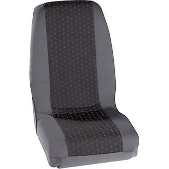 Petex Universal car seat cover Red, Anthracite