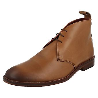 Mens HX London Ankle Boots Brompton