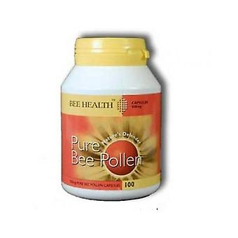 Bee Health, Pollen 500mg, 100 capsules