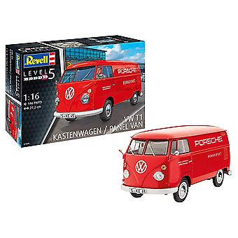 Revell 07049 VW T1 Kastenwagen Model Kit - 01:16 échelle