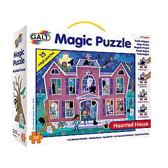 Galt Magic Puzzle Haunted House