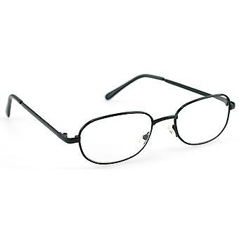 Läsglasögon +3.00 Duga Svart