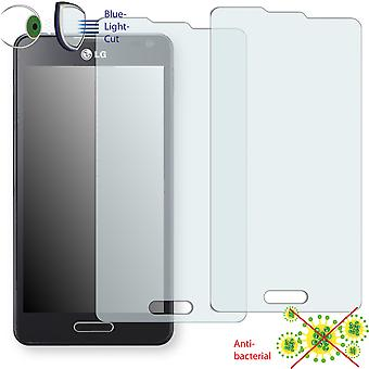 LG D500 Optimus F6 Displayschutzfolie - Disagu ClearScreen Schutzfolie