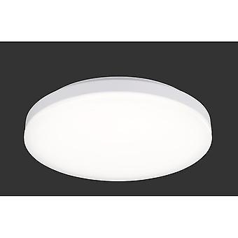 Trio Lighting Joel Modern White Plastic Ceiling Lamp