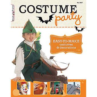 Costume Party Book - Easy-to-make and Inexpensive Outfits for Hallowee