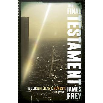 The Final Testament by James Frey - 9781848543195 Book