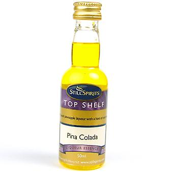 Nog steeds Top geesten Shelf Pina Colada crème