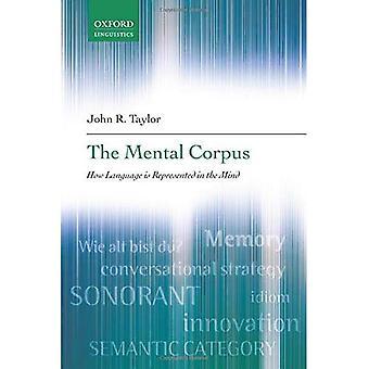 Det mentala corpuset: Hur språk är representerade i sinnet