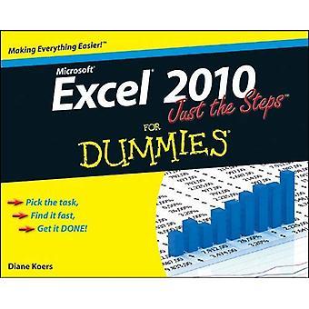 Excel 2010 tylko kroki dla opornych
