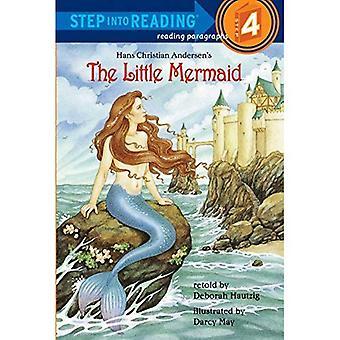 Die kleine Meerjungfrau (Einzelschritt - Stufe 4 - Taschenbuch zu lesen)