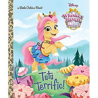 Tutu geweldig! (Disney Palace huisdieren: Whisker Haven Tales) (Gouden boekje)