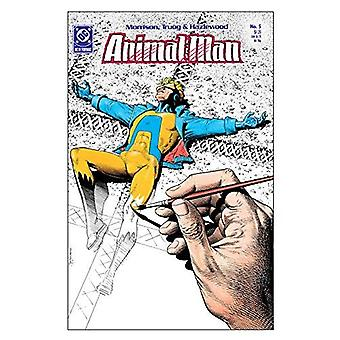 Animal Man by Grant Morrison Book One 30th Anniversary: Deluxe Edition