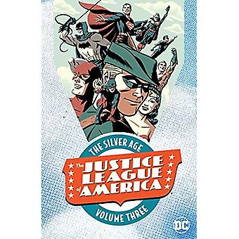 Justice League of America The Silver Age TP Vol 3