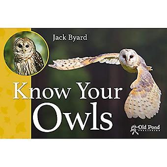 Know Your Owls (Know Your... Series)