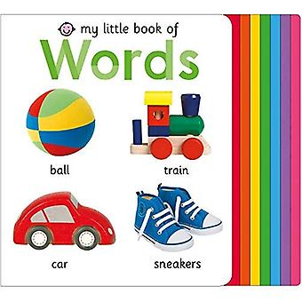 My Little Book of Words (My Little Books) [Board book]