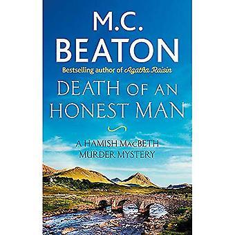 Döden av en ärlig Man (Hamish Macbeth)