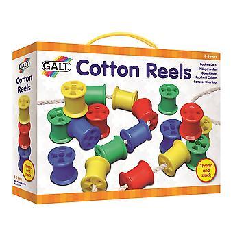 Galt speelgoed katoen Reels