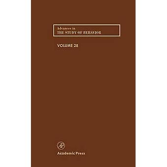 Advances in the Study of Behavior by Slater & P. J. B.