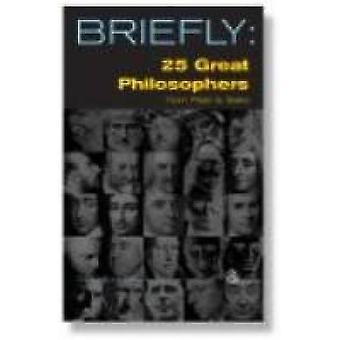 Kort 25 stora filosofer av Daniel & David