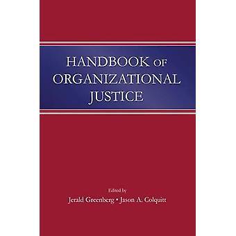Handbok för organisatorisk rättvisa genom Greenberg & Jerald